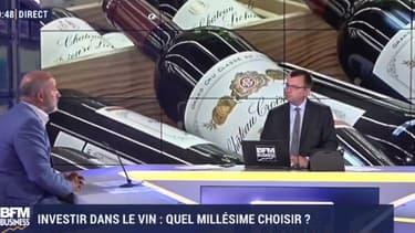 Quel millésime choisir pour investir dans le vin ?