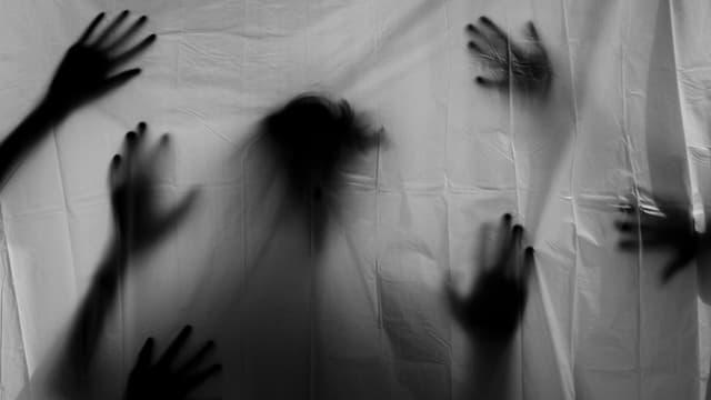 Un couple serait victime d'un fantôme dans son HLM