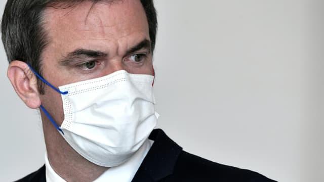 Le ministre de la Santé Olivier Véran, à Paris le 26 août 2021