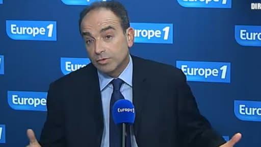 Jean-François Copé compte garder sa place de chef.