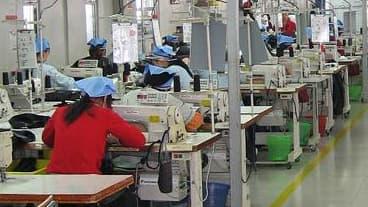 """L'une des usines de fabrication des vêtements de Patagonia: l'entreprise donne la liste précise de ces fournisseurs, l'un de ses axes de """"Business responsable"""""""