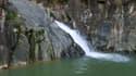 Le saut d'Acomat, vers lequel se dirigeait le groupe