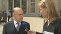 """Bernard Cazeneuve a assuré que le gouvernement était mobilisé """"pour tous les otages"""", après la mort de Gilberto Rodrigues Leal."""