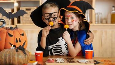 Bisphénol A, phtalates, allergènes… La composition des masques et maquillages pour enfants a de quoi épouvanter.