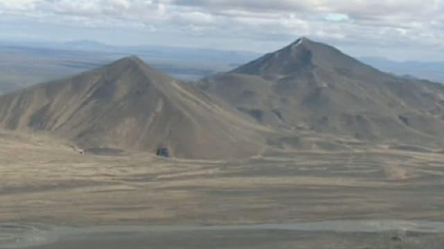Le volcan islandais Bardabunga, en activité depuis le 16 août.