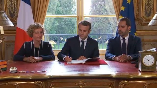 Emmanuel Macron, ce vendredi