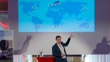 Issu du monde des start-up, Taavi Kotka, chargé des technologies de l'information au ministère de l'Économie, a trouvé un slogan pour définir l'ambition numérique de l'Estonie: Caas, pour Country as a service (Pays en tant que service).