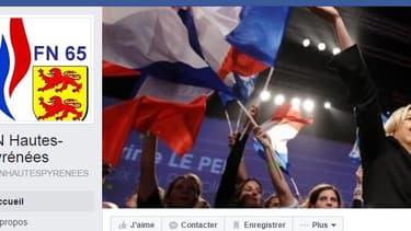 Le FN Hautes-Pyrénées a diffusé sur Facebook l'adresse de logements occupés par des migrants.