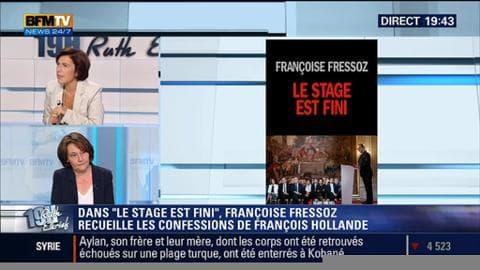 Françoise Fressoz face à Ruth Elkrief