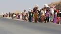 Les Yazidis quittent le nord de l'Irak pour échapper aux jihadistes