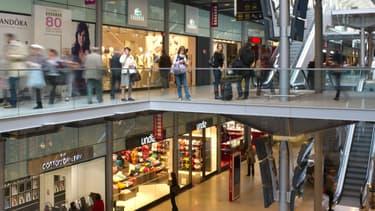 Depuis sa rénovation, la gare Saint-Lazare abrite 80 boutiques.