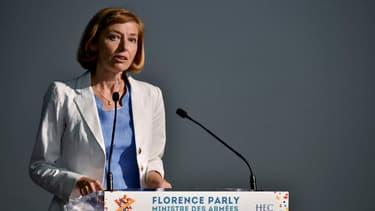 Florence Parly, la ministre des Armées