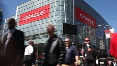 Le groupe informatique américain Oracle s'apprête à conclure le rachat de NetSuite. (image d'illustration)