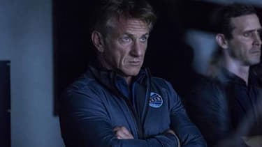 "Sean Penn dans ""The First"""