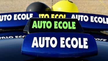 """Les auto-écoles dotées du label """"qualité des écoles de conduite"""" seront les seules au 1er mars à pouvoir proposer le dispositif du permis à 1 euro par jour."""