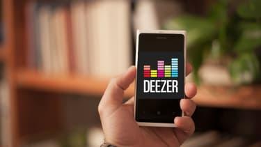 Selon Bloomberg, Deezer s'apprêterait à faire une levée de fonds qui le valoriserait 1 milliard d'euros.