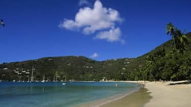 Les îles vierges britanniques constituent un des nombeux paradis fiscaux de la planète
