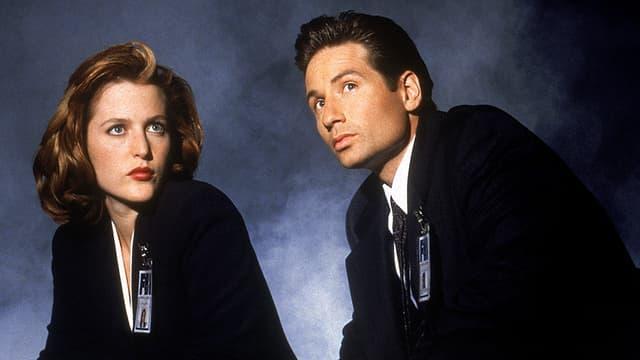 Les agents Scully et Mulder ont débarqué sur les écrans en 1993 aux Etats-Unis et 1994 en France.