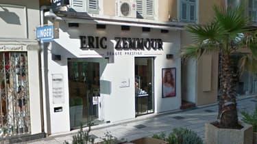 Salon de coiffure Éric Zemmour à Nice