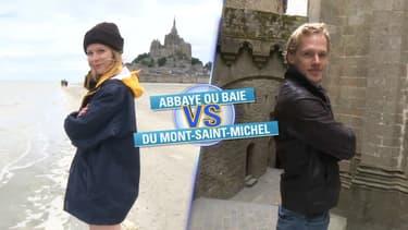 Les matches de l'été: abbaye ou baie du Mont Saint-Michel?