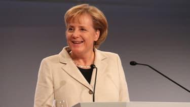 Angela Merkel souhaite qu'un échange de bons procédés ait lieu lors de cette réunion.