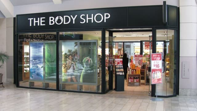 The Body Shop avait été acquis en 2006 par l'Oréal