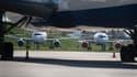 """""""C'est un effondrement absolument majeur et brutal"""" du trafic aérien à Paris mais aussi dans l'ensemble des aéroports gérés dans le monde par Groupe ADP, déplore le directeur général d'ADP"""