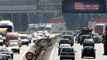 Le transport routier est l'une des principales sources de pollution de l'air en Europe.