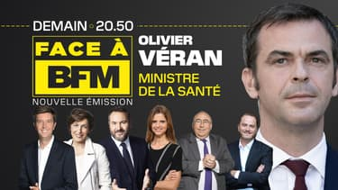 Face à BFM - Olivier Véran