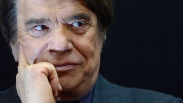 Bernard Tapie refuse à dire pour qui il comptait voter.