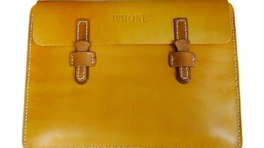"""L'entreprise chinoise Xintong Tiando pourra continuer d'apposer la marque """"Iphone"""" sur ses produits en cuir."""
