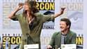 Halle Berry au Comic Con de San Diego le 20 juillet 2017