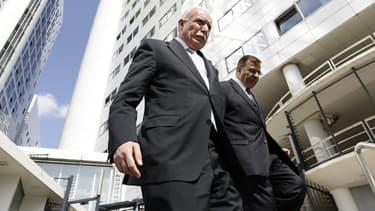 Le ministre des affaires étrangères palestinien, Ryad al-Malki.