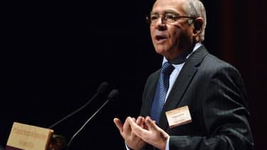 François Patriat craint une victoire de la droite plus large que prévu aux élections sénatoriales.