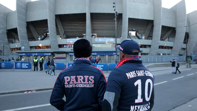 Supporters PSG