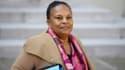 Christiane Taubira a été fragilisée par sa gestion de l'affaire des écoutes de Nicolas Sarkozy, selon le baromètre Ipsos.