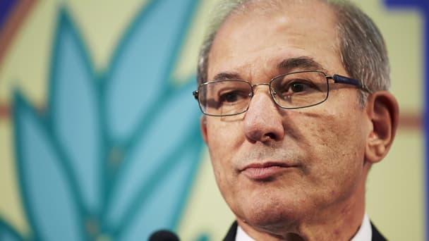 Le directeur général de l'organisation Ahmet Uzumcu