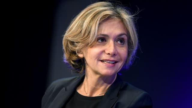 Valérie Pécresse à Paris le 30 janvier 2018.