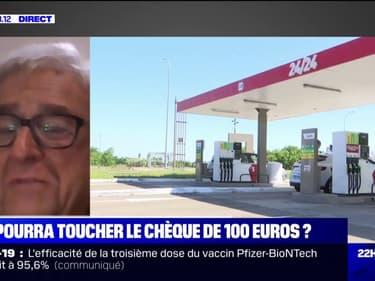 """Indemnité inflation: pour Daniel Quéro (40 millions d'automobilistes), """"on nous a inventé une usine à gaz qui fera beaucoup de mécontents"""""""