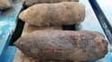 Des obus de la Seconde Guerre mondiale retrouvés dans les iles de Wallis et Futuna.