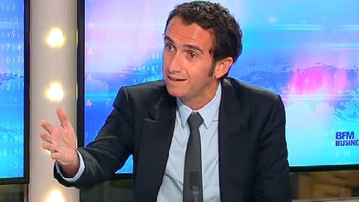 Alexandre Bompard, le PDG de la Fnac, était l'invité de Stéphane Soumier dans Good Morning Business ce 30 octobre 2013.