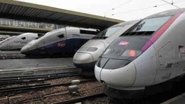 La SNCF doit être rapprochée de RFF dans le cadre de la réforme ferroviaire.