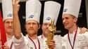 Rasmus Kofoed, un chef danois a décroché mercredi à Lyon le Bocuse d'Or, la plus prestigieuse récompense au monde décerné dans le domaine de la gastronomie, dans une atmosphère de finale de Coupe du monde de football. /Photo prise le 26 janvier 2011/REUTE