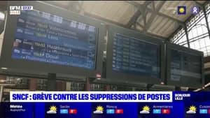 Grève à la SNCF: le trafic des TER perturbé dans le Nord et le Pas-de-Calais