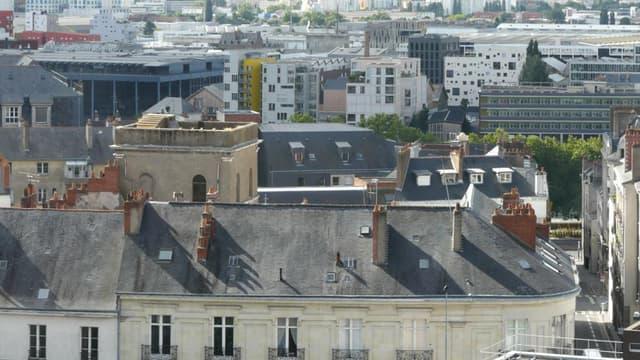 Nantes championne de l'investissement immobilier