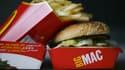 Les Big Mac ne serait plus commercialisés à cause d'un problème d'approvisionnement en pain plat.
