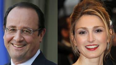 François Hollande et Julie Gayet se retrouvent au centre d'une polémique lancée par Closer.