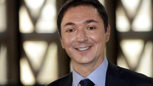 Philippe Verdier, le 21 mars 2013