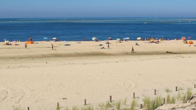 La plage de la Lagune à La-Teste-de-Buch