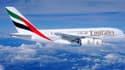 Emirates possède déjà 44 A380.